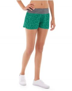 Erika Running Short-29-Green